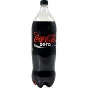 Coca Cola zero botella