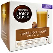 Càpsula de cafè Nescafé Dolce Gusto cafè amb llet
