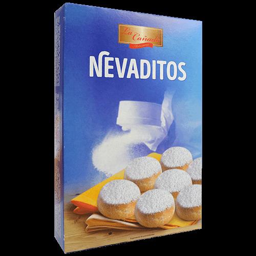 Nevadets de pasta fullada La Cañada estoig