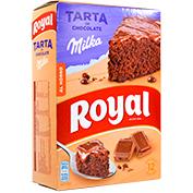 Pastís de xocolata Milka