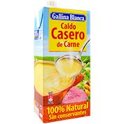 Brou casolà de carn Gallina Blanca 100% natural bric