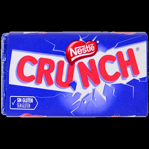 Xocolata crunch Nestlé amb llet