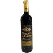 Vino negre gran reserva Marqués de Carano DO Cariñena