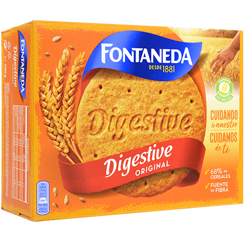 Galetes digestive Fontaneda