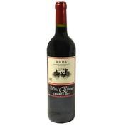 Vi negre criança Vinya Edurne DO Rioja