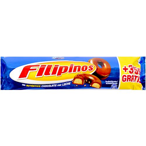 Galetes filipinos Artiach xocolata amb llet