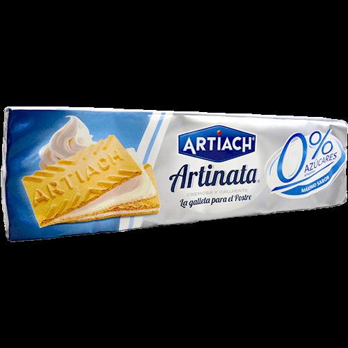 Galetes artinata Artiach 0% sucre