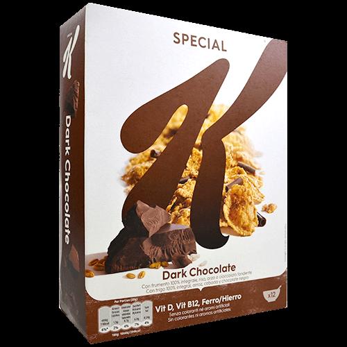 Cereals special k Kellogg's xocolata