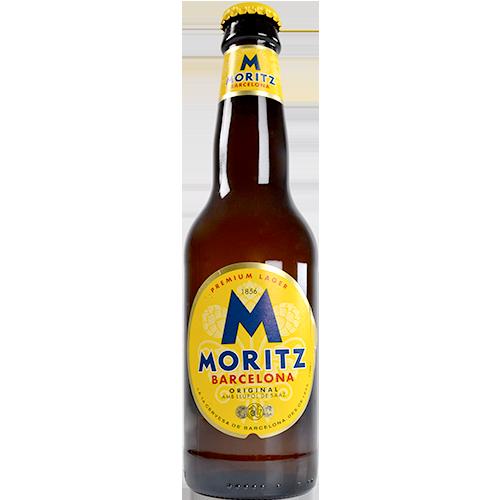 Cervesa Moritz mitjana