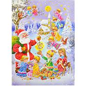 Xocolata calendari Amatller advent