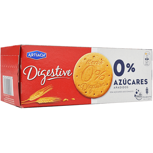 Galetes digestive Marbú 0% sucres