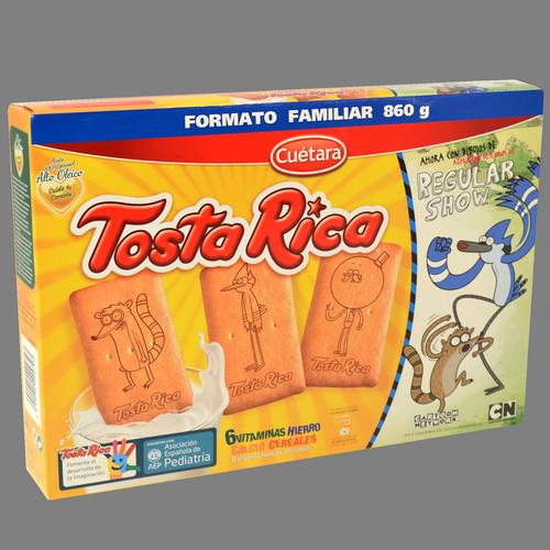 Galetes Cuétara tostarica