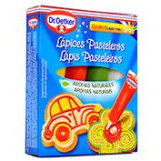 Llapis pastissers Dr. Oetker colores