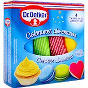 Colorants alimentaris Dr. Oetker