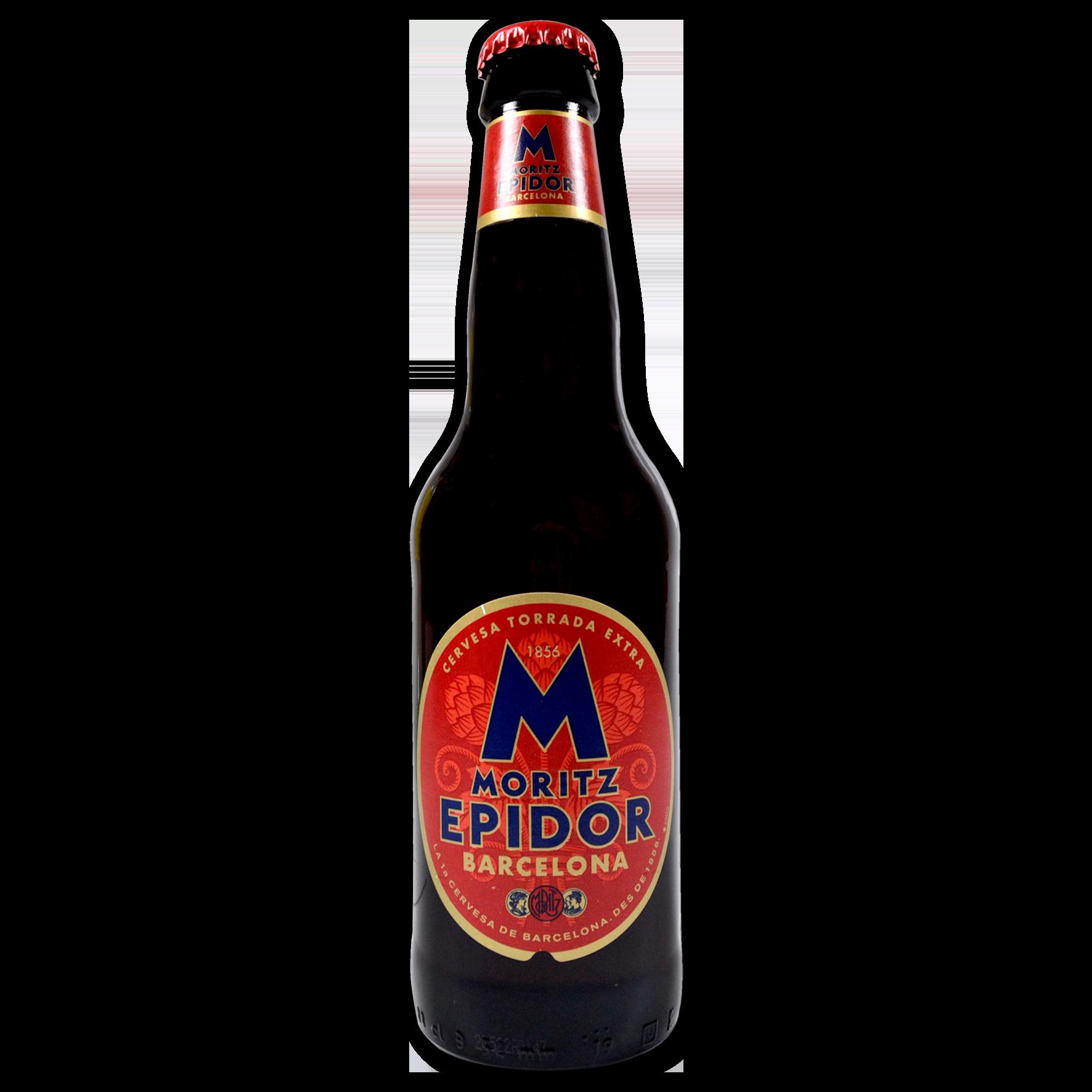 Cervesa Moritz epidor ampolla