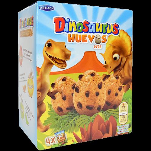 Galetes dinosaurus Artiach ous