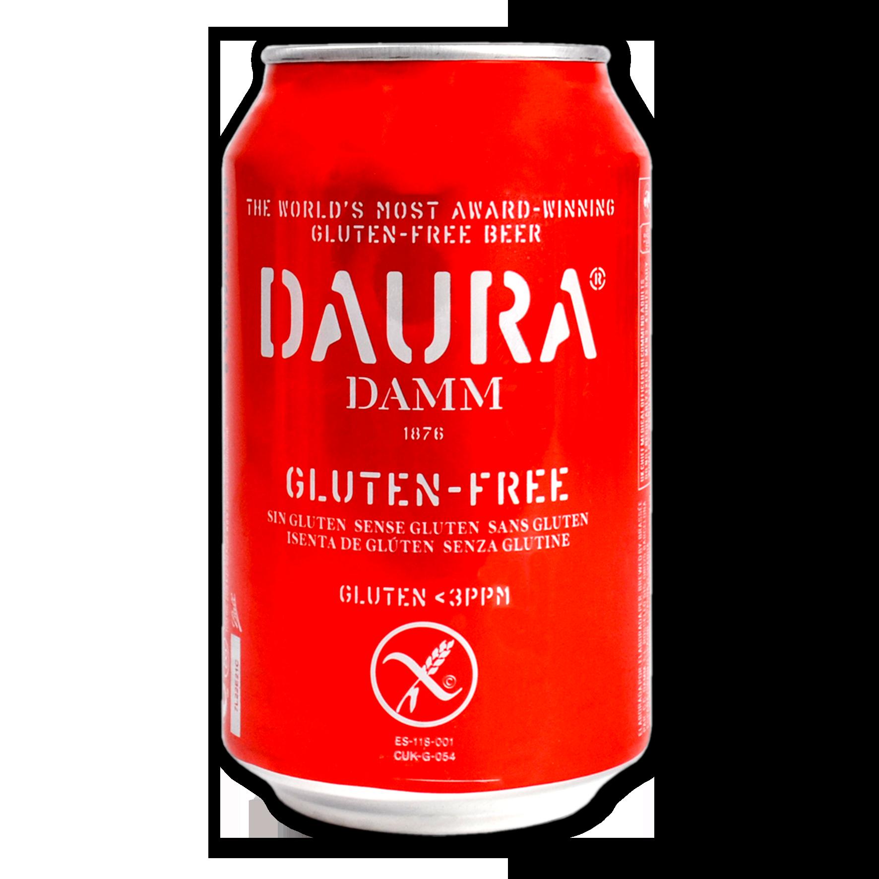 Cervesa sense gluten Daura