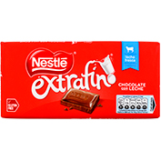 Chocolate con leche Nestlé extrafino