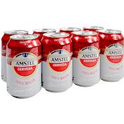 Cervesa Amstel paq. de 8 llaunes