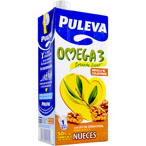 Llet omega 3 Puleva nous