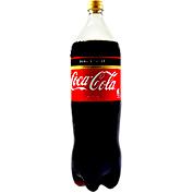 Coca Cola Zero sin cafeína botella