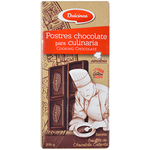 Xocolata negra Dulcinea postres culinària
