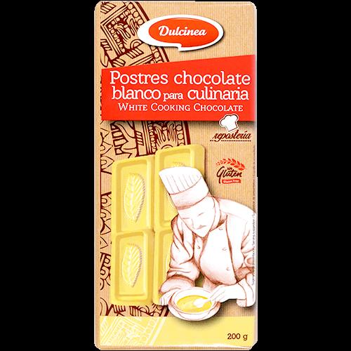 Xocolata blanca Dulcinea postres culinària