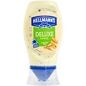 Salsa patates deluxe Hellmann's