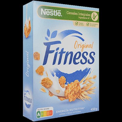 Cereals fitness Nestlé