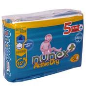 Pañal T/5 Nunex active dry 13-18 kg