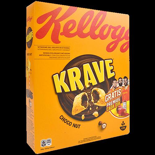 Cereals xocolata Kellogg's Trésor