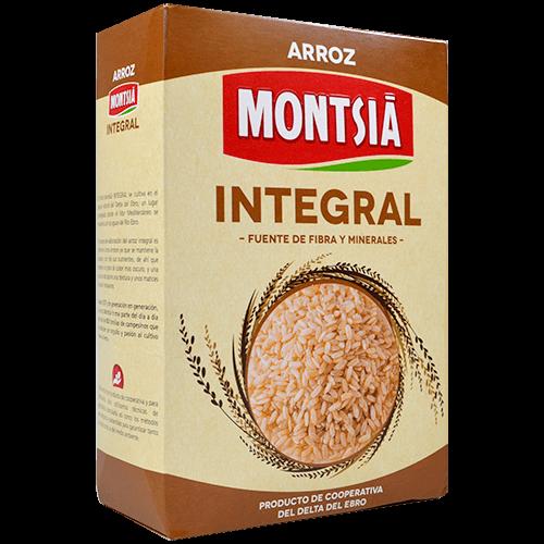 Arròs integral Montsià