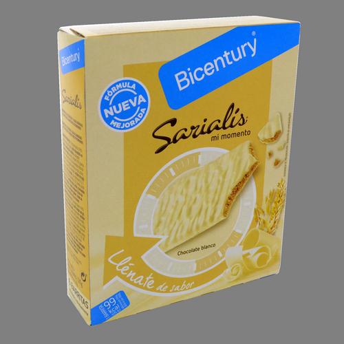 Barretes xocolata blanc sacialis Bicenturi