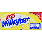 Chocolate blanco Milkibar tableta