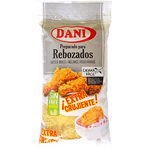 Preparat per arrebossats Dani sense gluten