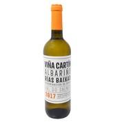 Vi blanc Viña Cartín Albariño DO Rías Baixas