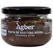 Paté de aceituna negra Agber