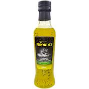 Aceite de oliva virgen extra Priordei condimentado con albahaca