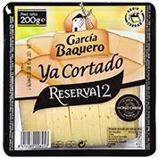 Formatge reserva tallat Garcia Baquero