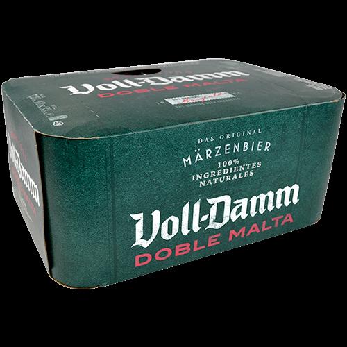 Cervesa VOLL-DAMM paq. de 12 llaunes