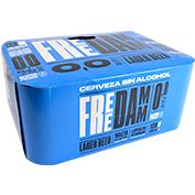 Cervesa Free Damm paq. de 12 llaunes
