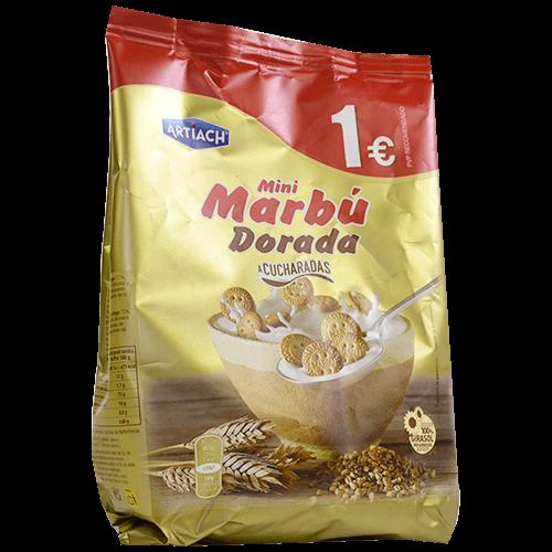 Galetes María Marbú mini Artiach daurada