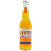 Cervesa Cortes ampolla tequila