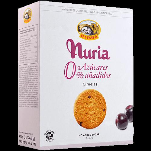 Galeta Maria 0% sucre Birba Nuria