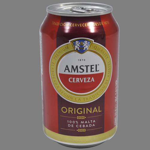 Cervesa Amstel Llauna