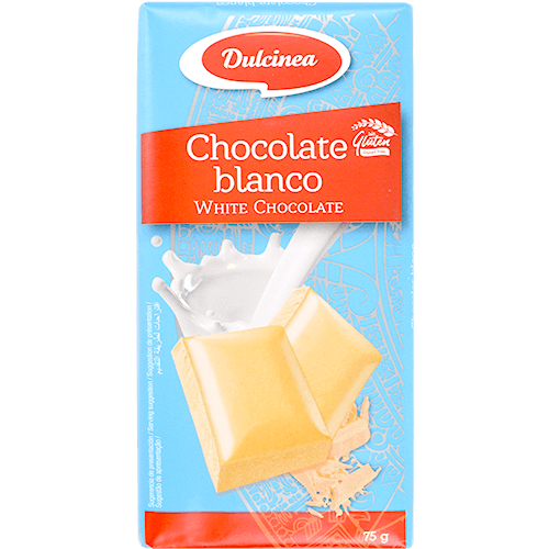 Xocolata blanca Dulcinea tauleta