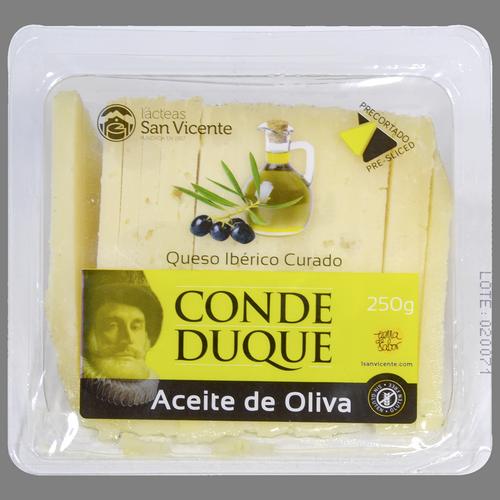 Formatge ibèric Conde Duque oli d'oliva