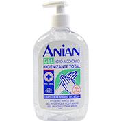 Sabó de mans sense aclarat Anian