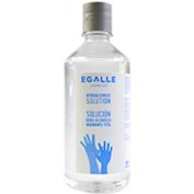 Sabó de mans sense aclarat Egalle