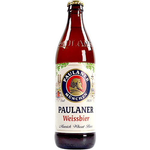 Cervesa de blat Paulaner